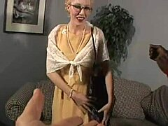 Flirty white fair-haired ripe dalny takes byrons bbc in her arse mature sex
